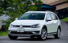【VW ゴルフ オールトラック 発売】1.8リットルTSI採用、パワフルなクロスオーバーに[写真蔵] 画像