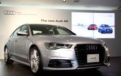 【アウディ A6 改良新型】主力は2.0ダウンサイジングターボ、年3000台販売へ 画像