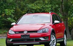 【VW ゴルフ オールトラック 試乗】こいつはちょっとやられちゃったかな?…中村孝仁 画像