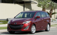 マツダ プレマシー、米国で販売終了へ…後継車の導入計画なし 画像