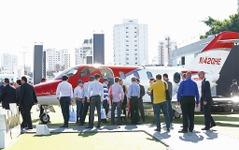 ホンダジェット、南米で複数機を受注…ブラジルでデモフライト実施へ 画像