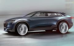 【フランクフルトモーターショー15】アウディ、e-トロン・クワトロコンセプト 初公開へ…SUVの市販EVを示唆 画像