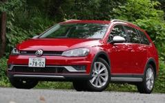 【VW ゴルフ オールトラック 試乗】走りの安心感、実用性の高さは最上級…島崎七生人 画像