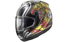 アライ、新型ヘルメット3種を発表…8耐優勝選手のグラフィックも 画像