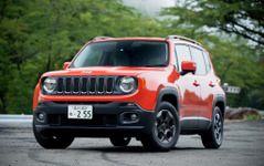 【ジープ レネゲード 発表】イタリア産ジープ、ブランド最小SUVとして誕生[写真蔵] 画像