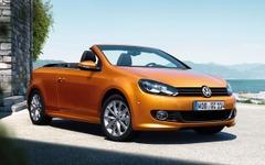 【フランクフルトモーターショー15】VW ゴルフ カブリオレ に2016年型…内外装をアップデート 画像