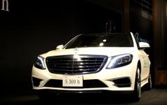 【メルセデスベンツ S300h 発表】燃費20km/リットル超えは「本気度の証明」 画像