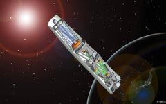 太陽観測ロケット実験「CLASP」が打ち上げ成功 画像