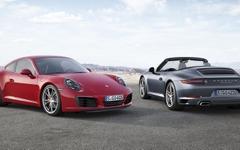 【フランクフルトモーターショー15】ポルシェ 911 カレラ に改良新型…3.0ツインターボ新搭載 画像