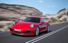 ポルシェ 911カレラ 改良新型、予約受注開始…1244万円から 画像