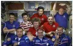 ソユーズTMA-18M宇宙船、国際宇宙ステーションにドッキング成功…一時的に9人体制に 画像