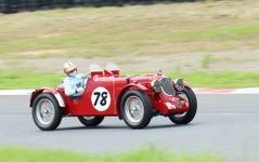 戦前のクラシックカーがサーキットを疾走…TBCCシーズン3 第2戦[写真蔵] 画像