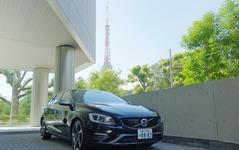 【ボルボ V60 D4 3500km試乗 前編】「エコラン意識せず」東京~鹿児島間を無給油で…井元康一郎 画像