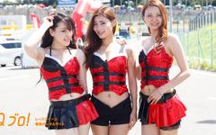 【サーキット美人2015】鈴鹿8耐 編16『TEAM JPサポートガール』 画像