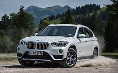 【フランクフルトモーターショー15】BMW X1 新型、1.5Lの3気筒ターボ追加 画像