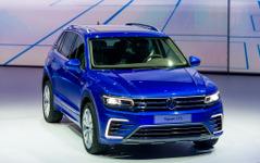 【フランクフルトモーターショー15】VW ティグアン、新型&コンセプトがずらり…GTEも登場 画像