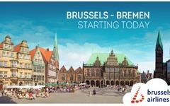 ブリュッセル航空、ブレーメン=ブリュッセル線を開設 画像