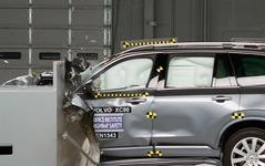 【IIHS衝突安全】ボルボ XC90 新型、トップセーフティピック+に認定 画像