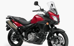 スズキ V-ストローム650 ABS、カラーチェンジして9月30日より発売 画像