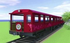 JR西日本、『SLスチーム号』の新型客車が完成…京都鉄道博物館で運行 画像