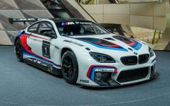 【フランクフルトモーターショー15】BMW M6 GT3…M6ベースの新型レーシングカー[詳細画像] 画像