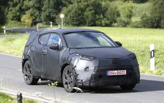 プリウスSUVか、トヨタ C-HR 市販モデルをスクープ 画像