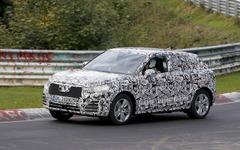 アウディ最小SUV、正式名称は「Q2」!? 画像