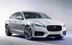 【ジャガー XF 新型発表】新開発ディーゼルエンジン搭載モデルも…598万円から 画像