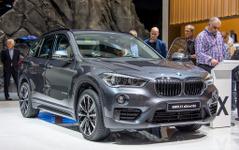 【フランクフルトモーターショー15】BMW X1 新型…3気筒ガソリンターボも[詳細画像] 画像