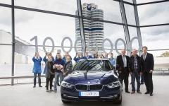 BMW 3シリーズセダン、累計生産1000万台目は教習車に 画像