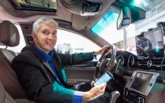 【PR】車載セキュリティに声紋認証を活用、そのメリットとは…ニュアンス社 アーンド・ヴァイル氏 画像