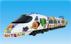 JR四国、「アンパンマン列車」初の電車投入…来春から運転 画像