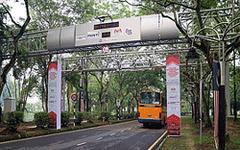 三菱重工、マレーシアでMLFF方式ETCの実証試験を開始 画像