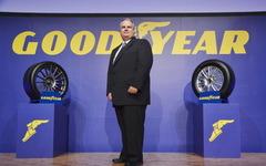 日本グッドイヤー新社長「ナンバーワン海外ブランドタイヤの地位を強固に」 画像