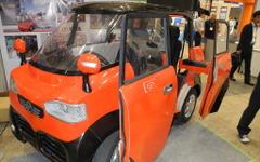 【EVEX15】高校生が手づくりしたEV、四輪駆動で車いす仕様…米沢工業高校 画像