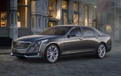 GM、半自動運転車を2017年に市販…キャデラック CT6 画像