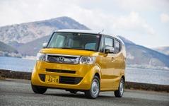 軽自動車販売、N-BOX が2年ぶりトップ…2015年度上半期車名別 画像