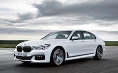【BMW 7シリーズ 新型発表】遠隔操作で駐車できる、量産車初搭載の技術満載…1217万円から 画像