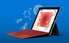 「Surface 3」Wi-Fi版、モデルチェンジ機に個人向けもリリース 画像