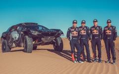 【ダカール16】WRC 王者、セバスチャン・ローブ選手…プジョー から参戦 画像