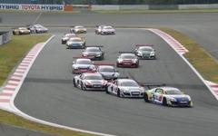 アジアのレースを世界へ…アウディ R8 LMS CUP、日本へ上陸 画像