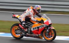 【MotoGP 日本GP】ペドロサが今季初優勝、逆転劇に歓声 画像