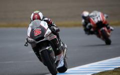 【MotoGP日本GP】Moto2は新王者ザルコが優勝…中上は悔しい転倒で22位 画像