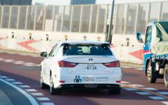 【池原照雄の単眼複眼】トヨタの自動運転実験車で首都高を走る…2年で目覚ましい進化 画像