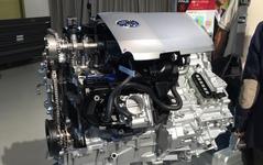 【トヨタ プリウス 新型】エンジンの最大熱効率を40%に引き上げ…ディーゼルに匹敵 画像