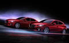マツダ 中国販売、3.8%増の2万台… SKYACTIV の3車が好調 9月 画像