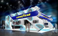 【東京モーターショー15】グッドイヤー、発電するタイヤを日本初公開 画像