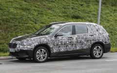 BMW X1 新型に7人乗り!! ロングボディの「グランドX1」 画像