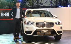 【BMW X1 新型】日本法人社長「若者のクルマ離れ、BMWには当てはまらない」 画像