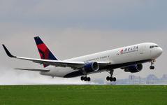 デルタ航空、アップルのモバイル決済を使って航空券の購入が可能に 画像